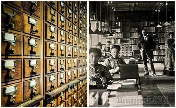 Как в начале XX века появился «бумажный интернет», и Почему проект рухнул