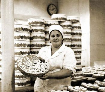 Секреты сладкой жизни: советские торты