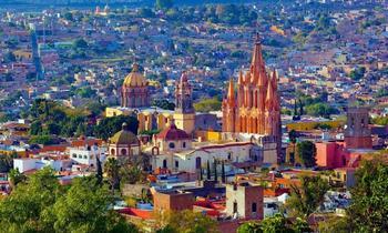 Крупнейший испаноязычный город мира: наследие Испанской империи