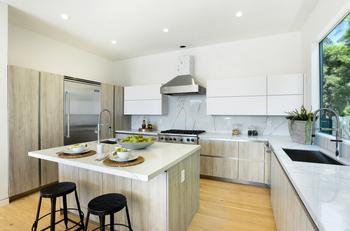 Кухня с площадью 12 кв. м – дизайн 2019 года