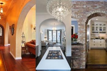 Примеры арок в интерьере, что не выйдут из моды еще сто лет