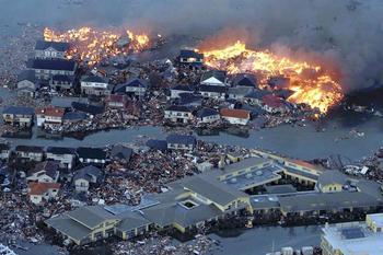 Разрушительные силы природы – самое большое цунами в мире (ТОП-3)