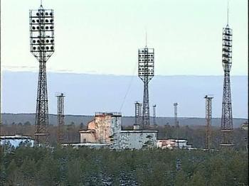 На полигоне ВМФ в Архангельской области произошел пожар