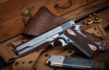 Пять лучших пистолетов по мнению американских оружейных экспертов