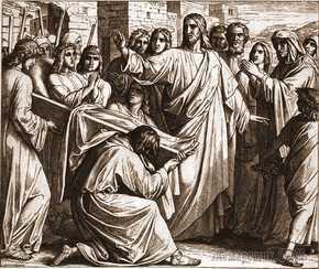 ЕВАНГЕЛИЕ. БИБЛИЯ В СТИХАХ. Глава одиннадцатая