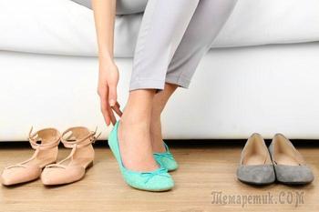 Как разносить обувь, которая жмёт: простые способы в домашних условиях