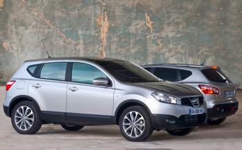 Nissan Qashqai 2006–2013: сила и слабости