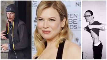 Готовы на все: как худели и толстели звезды Голливуда