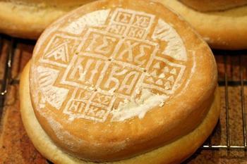 Просвирка церковная как символ Христа, рецепт приготовления и правила употребления