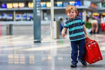 Что нужно ребенку для выезда за границу?