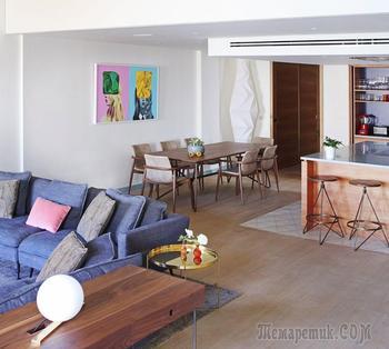 Апартаменты в центре Валенсии