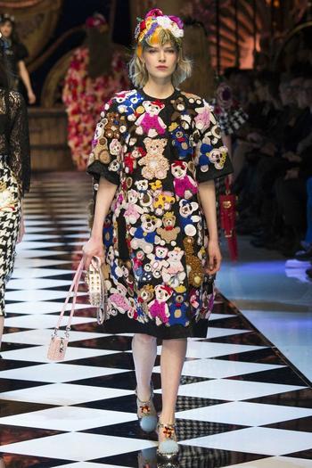 Модные платья с принтом: 15 восхитительных трендов сезона