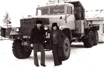 Автомобильная жизнь в СССР