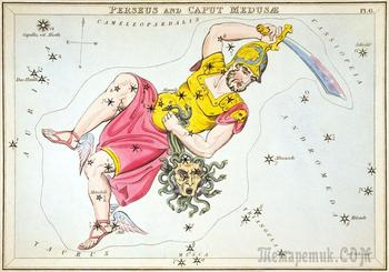 Как созвездия получили свои нынешние названия