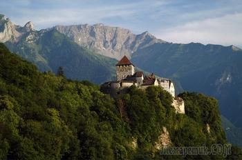 Лихтенштейн – жемчужина в альпийском ожерелье