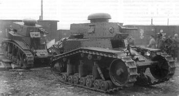 Семь легендарных советских танков