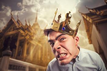 Головоломка про королевские законы, над которой стоит поразмыслить!
