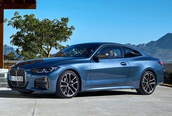 BMW 4 2021: грозное немецкое купе с лидерскими амбициями
