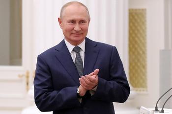 Путин заявил о полном восстановлении экономики России после пандемии