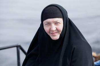 Монахиня Иулиания (Денисова): Идя в монастырь, мы рискуем жизнью