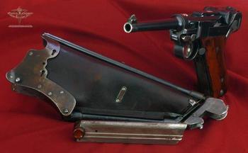 Пистолетная кобура-приклад Ideal Holster-Stock (США)