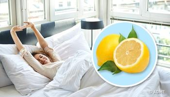 Что произойдет, если положить кусочек лимона рядом с кроватью