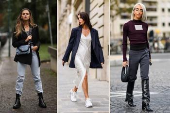 Ошибки модниц в выборе новой осенней обуви