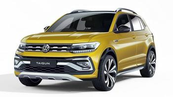 Новый Volkswagen Taigun представлен в Индии