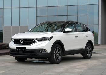 Dongfeng AX7 2019 – кроссовер DFM AX7 2 поколения