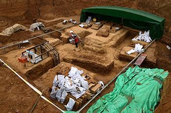 В Китайской могиле был найден эликсир бессмертия