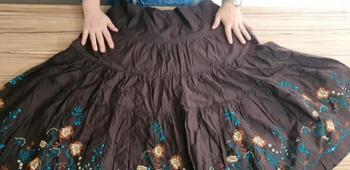 Невероятное перевоплощение устаревшей юбки