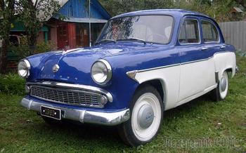Самые необычные автомобили СССР — на дровах и воздухе