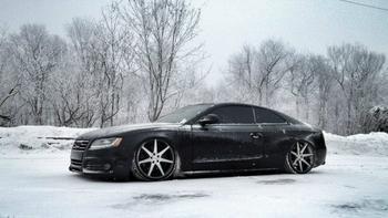 Можно ли тонировать машину зимой?