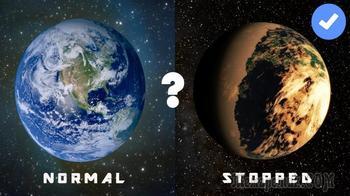 Что произойдет, если Земля вдруг остановится? 10 невероятных фактов