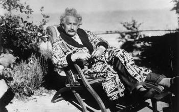Как Альберт Эйнштейн стал самым популярным и цитируемым физиком Вселенной
