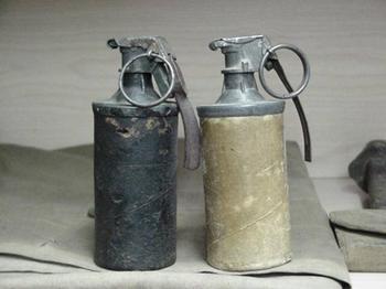 Ручные гранаты семейства Mk III / MK3 (США)