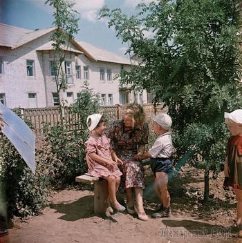 Полные ностальгии:) Яркие советские фотографии Семёна Фридлянда