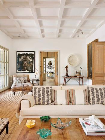 Красивый дом в Испании, в котором будто остановилось время