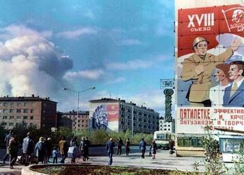 Норильск 1970-х