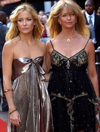 Знаменитые мамы и их дочери