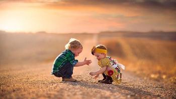 Как научить малыша эмпатии