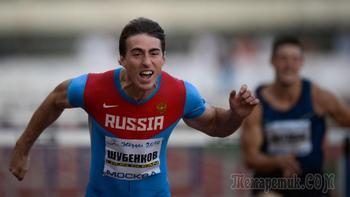 Российские атлеты меняют флаг