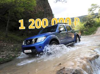 Главное – найти живой мотор: стоит ли покупать Nissan Navara за 1,2 миллиона рублей
