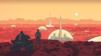 5 достопримечательностей Марса, которые можно посетить космическому туристу
