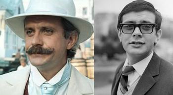22 знаменитых мужчины, которых мы никогда не видели без усов