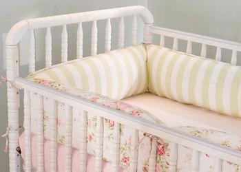 7 оригинальных бортиков в кроватку для самостоятельного шитья