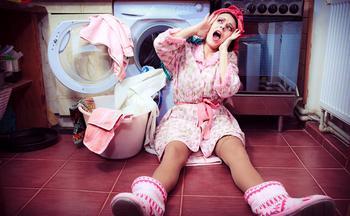 Как почистить стиральную машину лимонной кислотой: народные рецепты