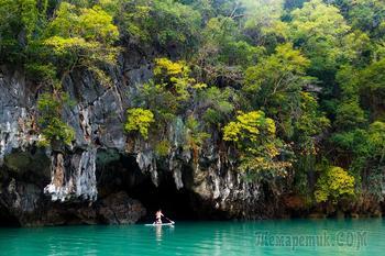 Фотопрогулка по островам Джеймса Бонда