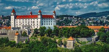 Достопримечательности Братиславы: что посмотреть в столице Словакии