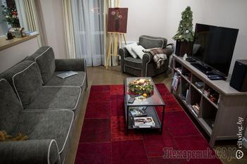 30-метровая уютная студия за «Минск-Ареной»
